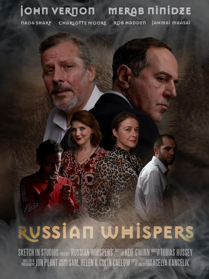 Poster for Russian Whispers